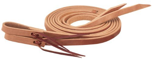 Weaver Leather Single-Ply Heavy Harness Split Rein by Weaver Leather (Split Rein Ply Single)