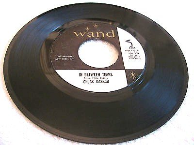 Chuck Jackson ~ Wand 128 45 Vinyl Record (37130)
