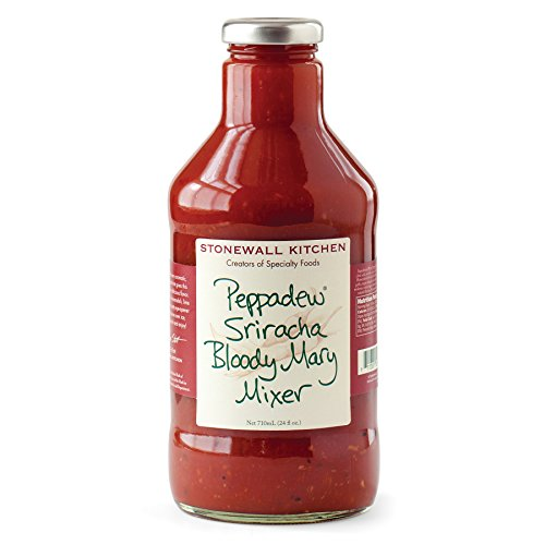 Stonewall Kitchen Peppadew Sriracha Bloody Mary Mixer, 24 Ounces