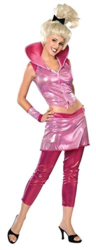 DISC0UNTST0RE Adult Judy Jetson Sm Halloween Costume - Adult Small -
