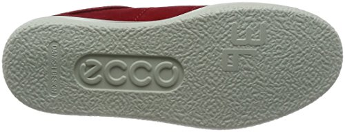 ECCO Women's Soft 1 Ladies Low-Top Sneakers Red (Chili Red) newest online qHJjuV4y3