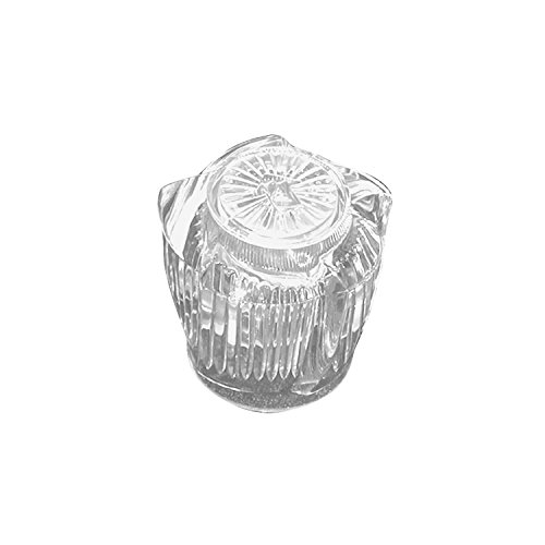 Danco 80847 Small Universal Diverter Handle, Clear Acrylic