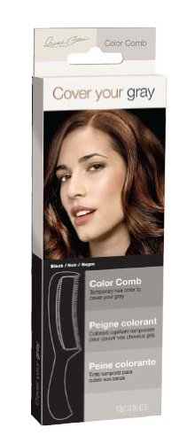 Cover Your Gray Color Comb Medium Brown