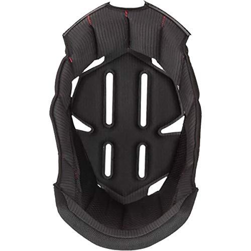 Bell Star X-Static Top Liner Street Motorcycle Helmet Accessories - Black/Large
