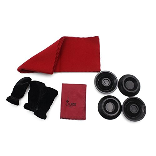 LADE 4 IN 1 Piano Kit-proof Set of Cleaning Kit Piano Accessories
