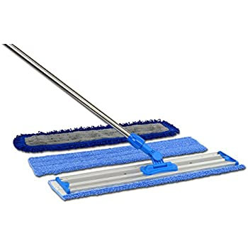Amazon Com 24 Quot Professional Microfiber Mop Stainless