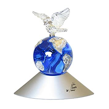 Swarovski Crystal 238985, The Crystal Planet Millenium
