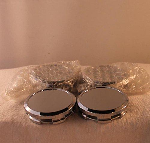Blank Fits: Dub Elite Niche MHT Neeper Vogue 1001-33 Custom Center Cap Chrome (Set of (Vogue Cap)