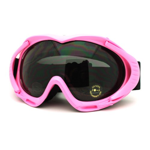 Winter Sport Ski Snowboard Goggles Anti Fog Shatter Proof Double Lens - Women For Goggles Sunglasses Ski