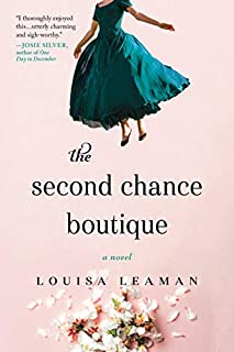 Book Cover: The Second Chance Boutique: A Novel