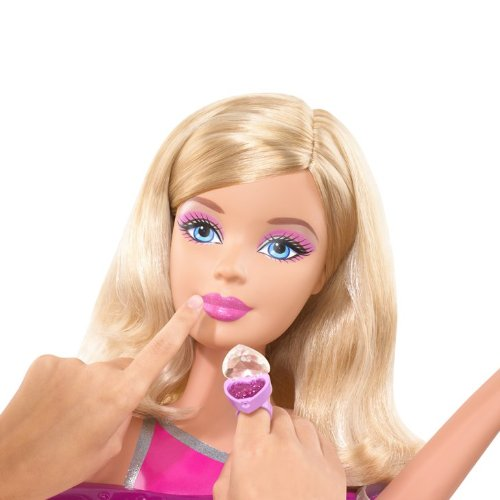 Excellent Barbie Loves Beauty Styling Head Amazon Co Uk Toys Amp Games Short Hairstyles Gunalazisus