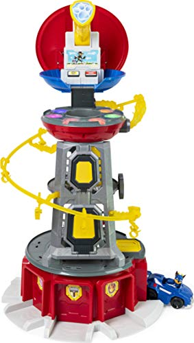 PAW-Patrol-Mighty-Pups-Super-PAWs-Lookout-Tower-Playset-with-Lights-and-Sounds-for-Ages-3-and-Up