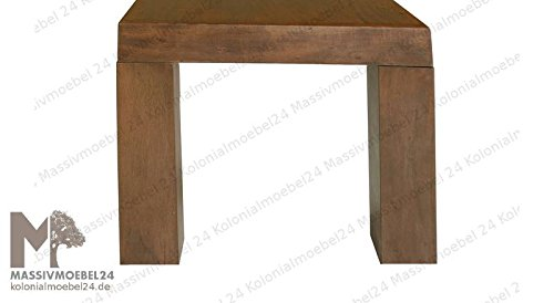 kolonialart Panca 180x42 Acacia in legno massello OXFORD #60