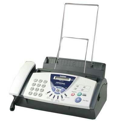 Brother Fax Machine FAX-575 (Best Compact Fax Machine)
