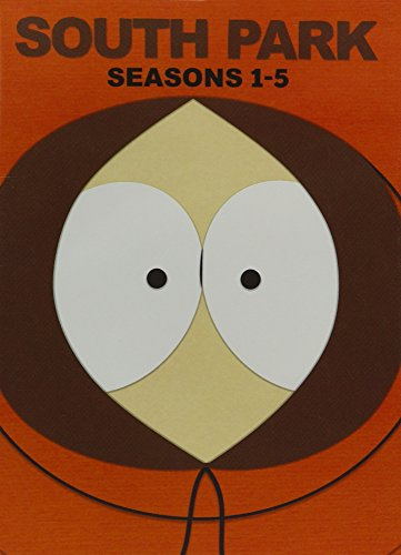 South Park: Mini Mega Pack - Season 1-5 by Paramount