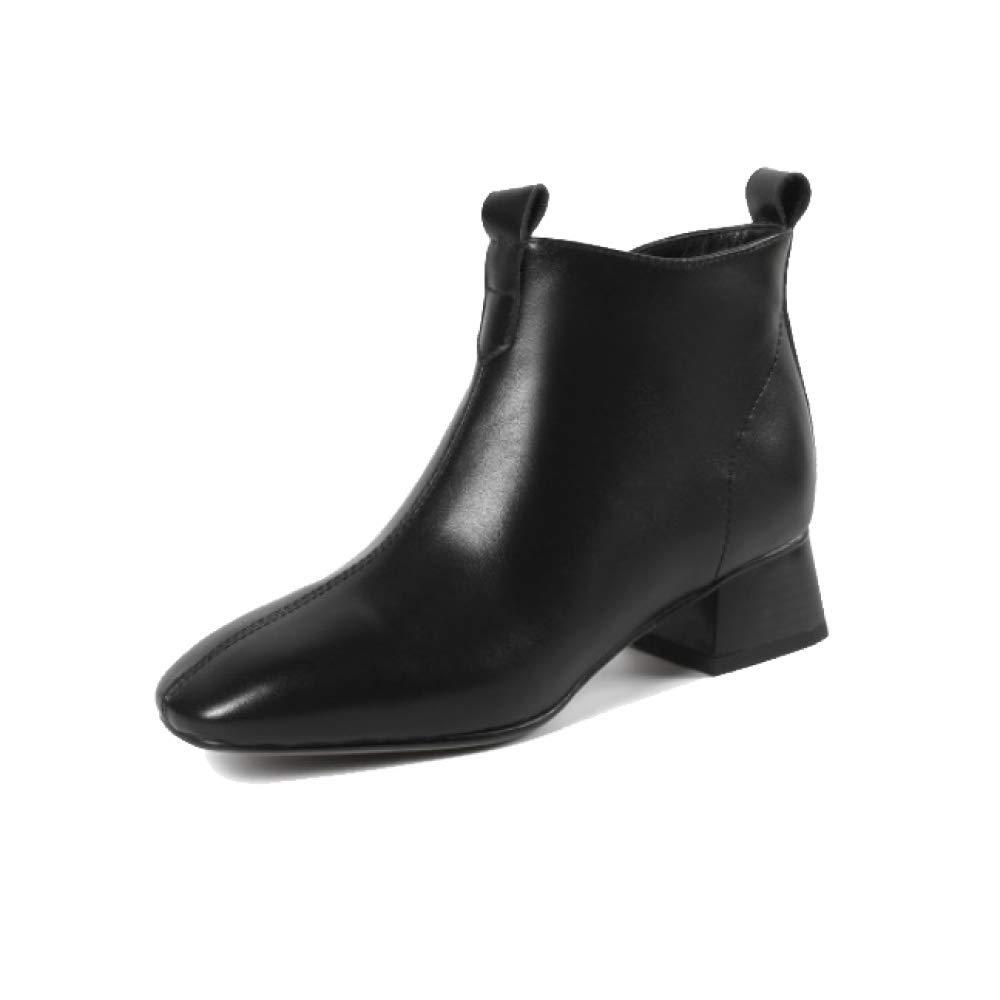 ZPEDY Chaussures pour B000W069PS Femmes, Fermeture éclair, Femmes, Chaussons, Confortable, Confortable, Décontracté, Portable, Sauvage Black e431906 - fast-weightloss-diet.space