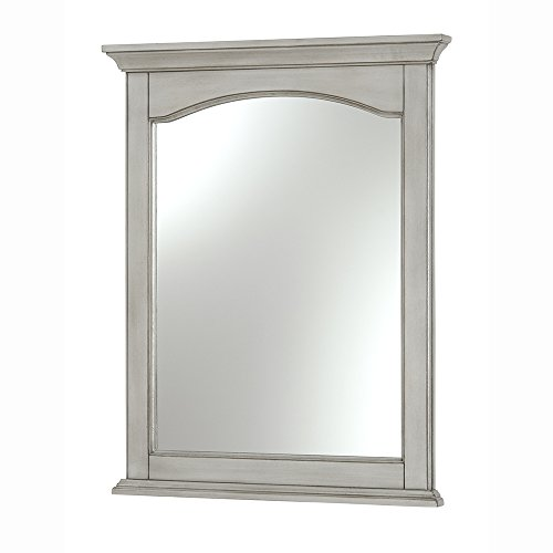 Foremost CNAGM2430 Mirror 24X30In Grey Corsicana, Antique Gray ()