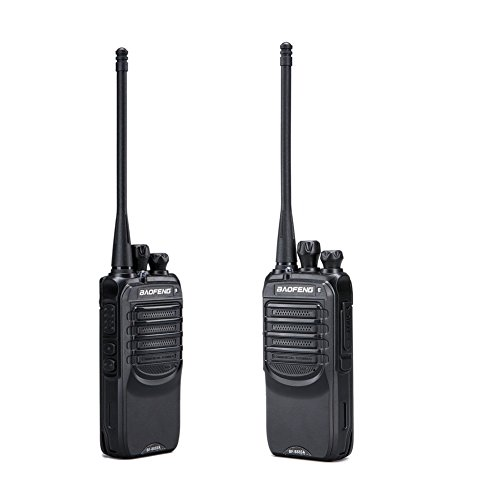 Walkie Talkies with Earpieces Mic and Reachargeble Baofeng BF-888SA (10 Packs) for Adults Trolling Camping Hiking Hunting Travelling 2 Way Radios by BaoFeng (Image #2)