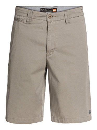 Quiksilver Waterman Men's Pakala 4 Walk Shorts 2, Rope, 30