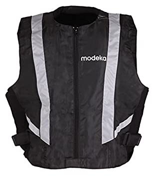 Modeka Basic Warnweste XL Neon-Gelb
