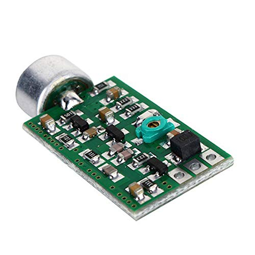 Semoic FM Transmitter Module Board 88MHZ-108MHZ BugWiretap Dictagraph Interceptor by Semoic (Image #4)