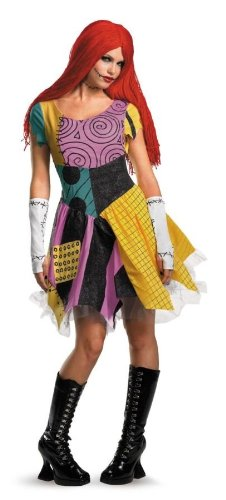 Sassy Sally Adult Costume - Large