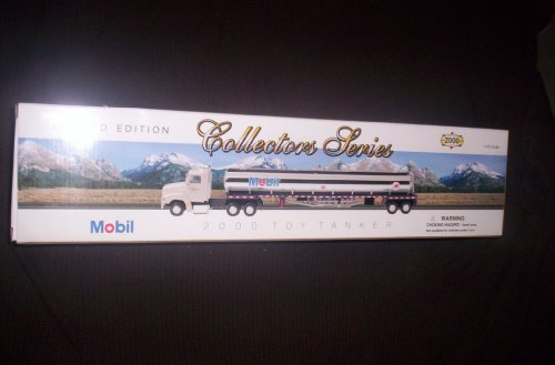 - MOBIL LIMITED EDITION COLLECTORS SERIES 2000 TOY TANKER 1:43