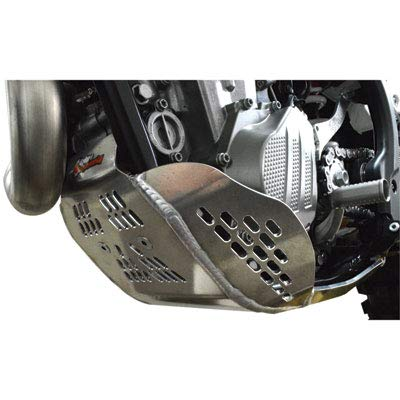 Enduro Engineering Skid Plate - Compatible with KTM 17-19 250-300 XC XCW SX TPI Husqvarna 250-300 (Skid Enduro Plate Engineering)