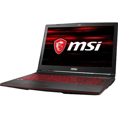 Price comparison product image MSI GL63 8RC-069 15.6in Full HD Performance Gaming Laptop Core i5-8300H (4 cores) GTX 1050 4G,  8GB 256GB SSD (Renewed)