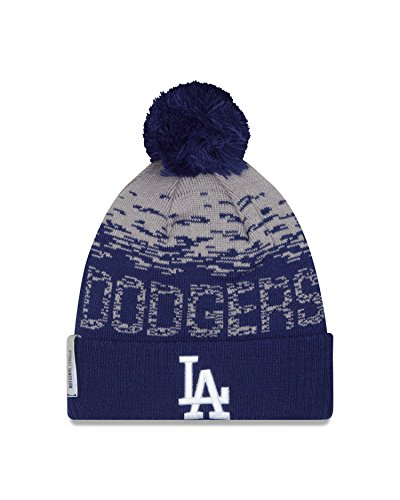 MLB Los Angeles Dodgers Headwear, Royal/Grey, One Size