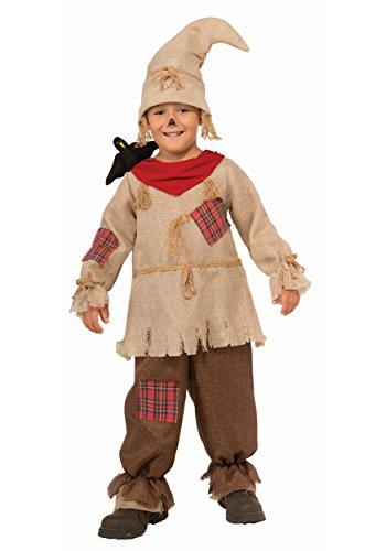 [Forum Novelties Scarecrow Costume, Medium] (Scarecrow Adult Plus Costumes)