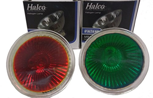 Colored Halogen Flood Light Bulbs in US - 6