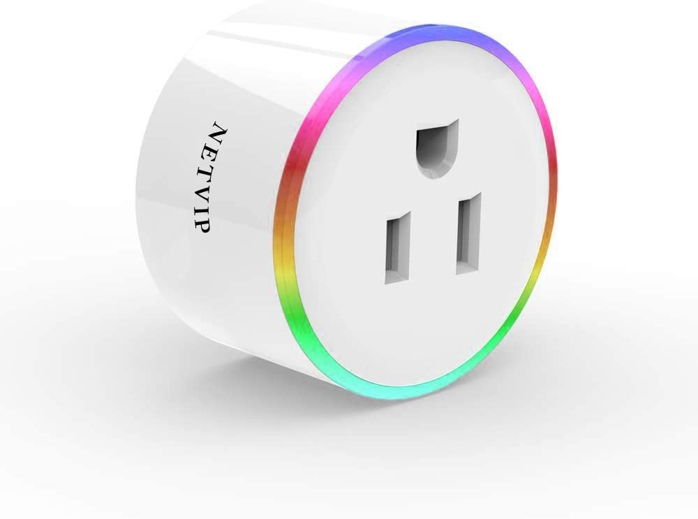 Wifi Smart Plug Socket Compatible With Amazon Alexa Google Assistant Ifttt Mini Wireless Outlet With Remote Control And Timer Function No Hub Required Etl And Fcc Certified Amazon Com