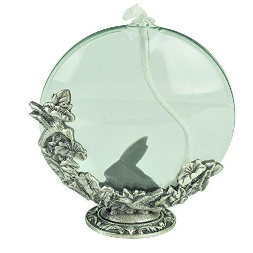 4¾ Oil Lamp - Hummingbird -