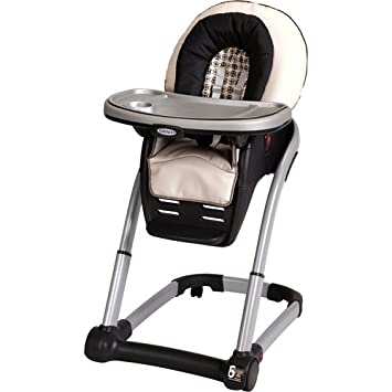Amazon.com  Graco - Blossom 4-in-1 Seating System High Chair  Baby Toys  Baby  sc 1 st  Amazon.com & Amazon.com : Graco - Blossom 4-in-1 Seating System High Chair ...