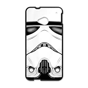 Happy Antigas mask Cell Phone Case for HTC One M7