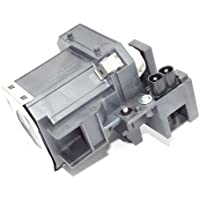 Electrified ELPLP35 Replacement Lamp with Housing for Epson Projectors