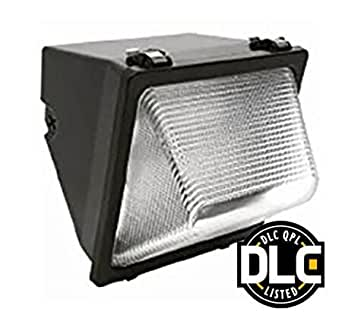 UL & DLC Listed- LED 30W Wall Pack Outdoor Lighting, 5000K