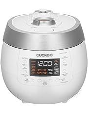 CUCKOO CRP-RT1008F digitalt ångtryck riskokare | TWIN PRESSURE | 1150 watt 1,8 liter 10 koppar