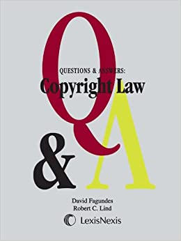 Book Questions & Answers: Copyright Law