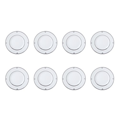 Mikasa Regent Bead 40-Piece Porcelain Dinnerware Set, Service for 8 by Mikasa (Image #5)