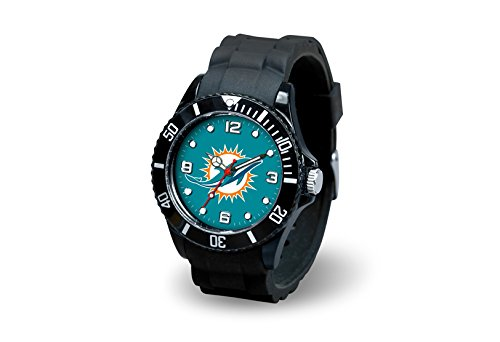 NFL Miami Dolphins Spirit Watch (Miami Sport Watch)