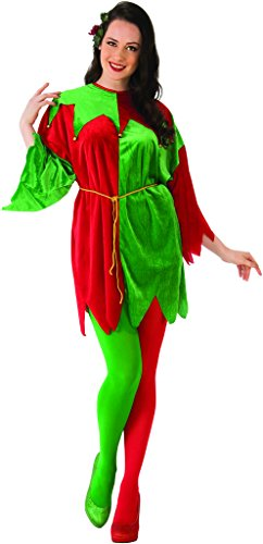 Rubie's Unisex-Adults Elf Tunic, As Shown, One Size]()