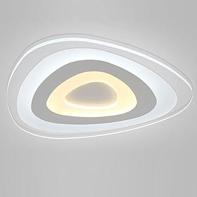 LightInTheBox 24W Flush Mount Modern/Contemporary LED Ceiling Light Lighiting Lamp Fixture for Living Room/Bedroom / Dining Room/Kitchen