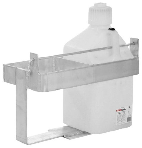 Fuel Jug Rack (Prairie View Utility Jug/Fuel Can Travel Racks XGCR2)