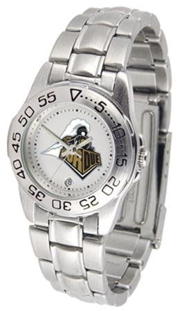 Purdue Boilermakers Sport Steel Women's Watch