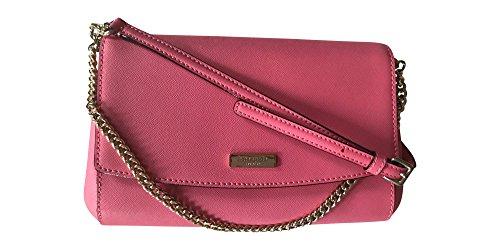 Kate Spade New York Laurel Way Greer Crossbody Handbag Clutch, Warm Guava by Kate Spade New York