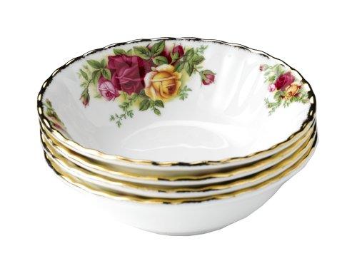 Royal Doulton Fruit Bowl (Royal Doulton-Royal Albert Old Country Roses Fruit Bowls, Set of 4)