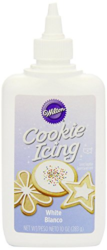 Wilton 10 Ounce Cookie icing-dispensers, White