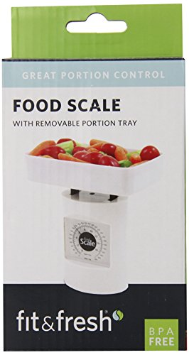 Fit and Fresh Food Scale (Pack of 3)